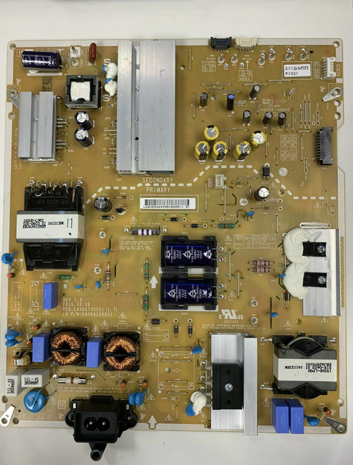 LG EAY64249901 Power Board for 60UH7700, 65UH7700