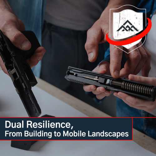 DUAL RESILIENCE, FROM BUILDING TO MOBILE LANDSCAPES