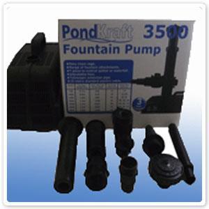 PondKraft Fountain Pump 24