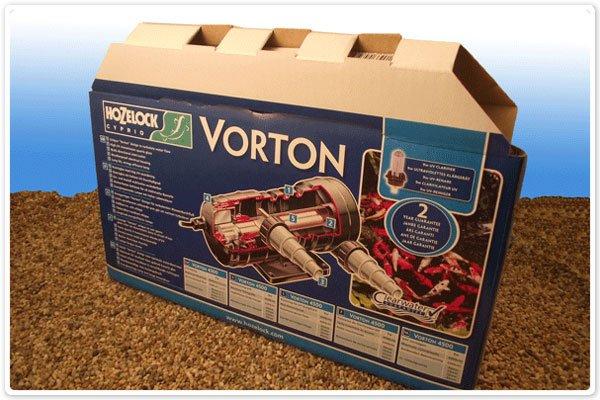 Hozelock Vorton UVC Information 1