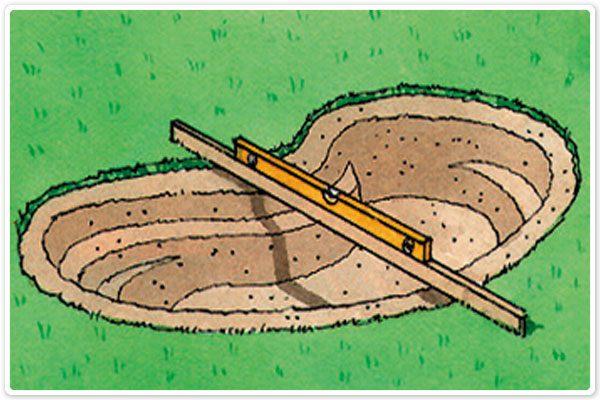 Installing a Pond Liner 2