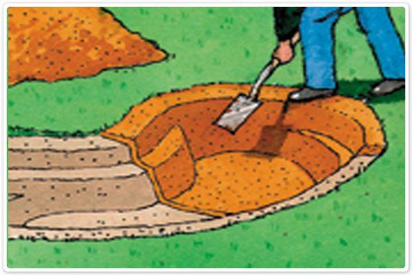 Installing a Pond Liner 3