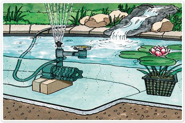 Installing a Pond Liner 5