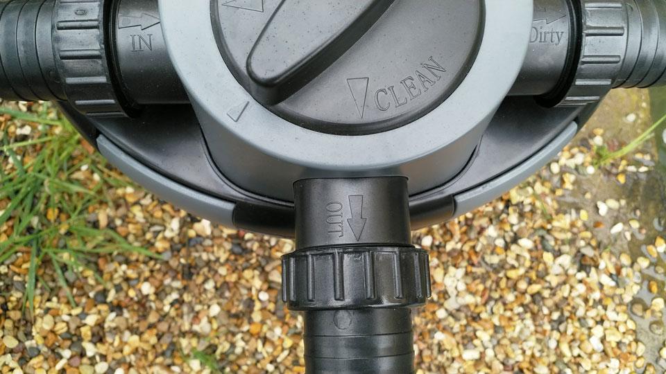 Pondkraft Pressurised Filter - Cleaning