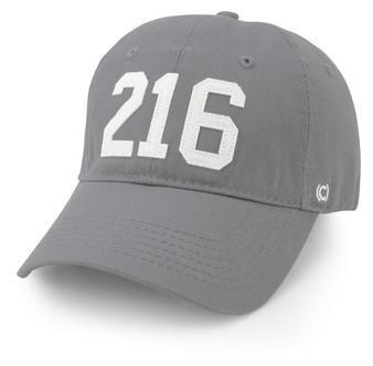216 Grey Cap