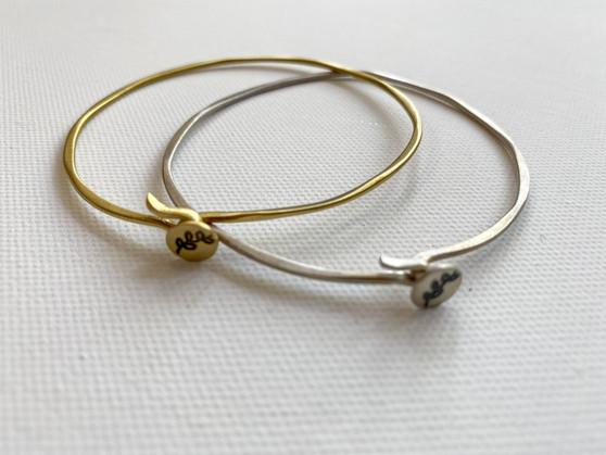 charm bracelet, charm bangle