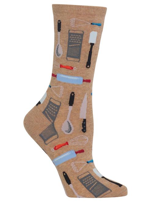Cooking Utensils Socks For Women