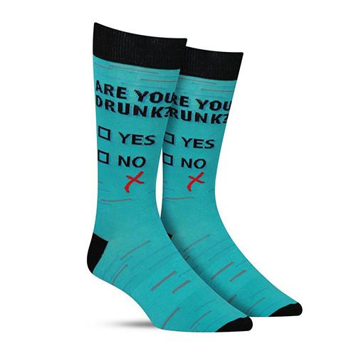 Not Drunk Socks For Men