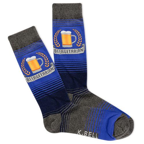 Beergetarian Socks For Men