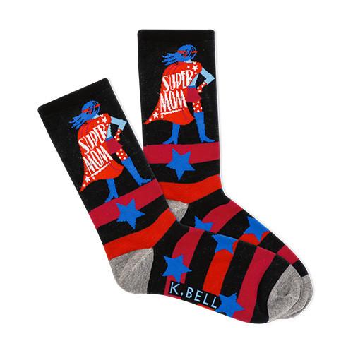 Super Mom Socks For Women