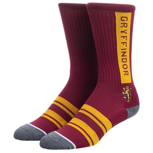 Gryffindor Athletic Crew Socks