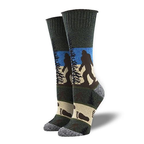 He Went That Way Outdoor Socks For Men