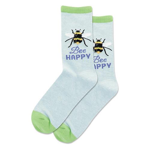 Bee Happy Socks For Women