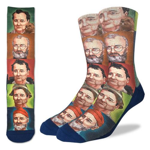 Bill Murray Socks For Men
