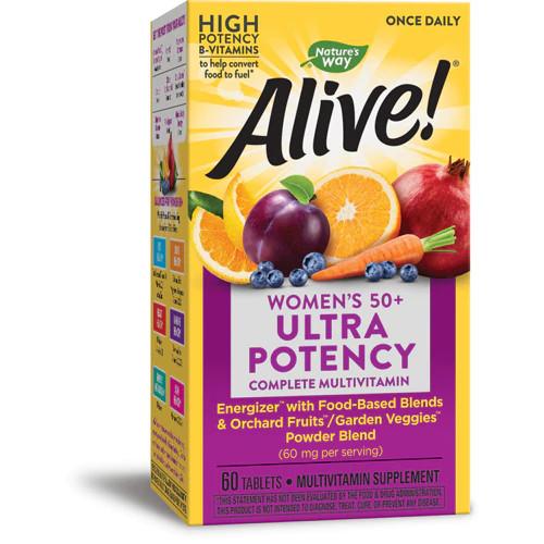 Alive women 50+
