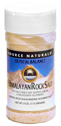 Himalayan Rock Salt Fine Grind 8 Oz