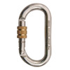 Classic Oval Steel Carabiner