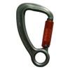Triple Lock Aluminum Carabiner w/ Captive Eye