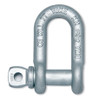 Forged Alloy Chain Shackle w/ Screw Pin