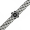 7x19 | 304 Stainless Steel Guy Wire Rope (Aircraft Cable)