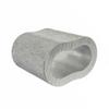 Aluminum Fiber Rope Duplex Sleeves (S-50)