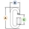 Chain Link Connectors (LC-QL)