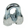 Malleable Galvanized Steel Wire Rope Clips