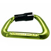 Forged Modified-D Aluminum Carabiner