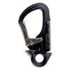 Aluminum Safety Snap Hook - Black