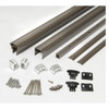 Rail Kit for Level Railings - Bronze Matte