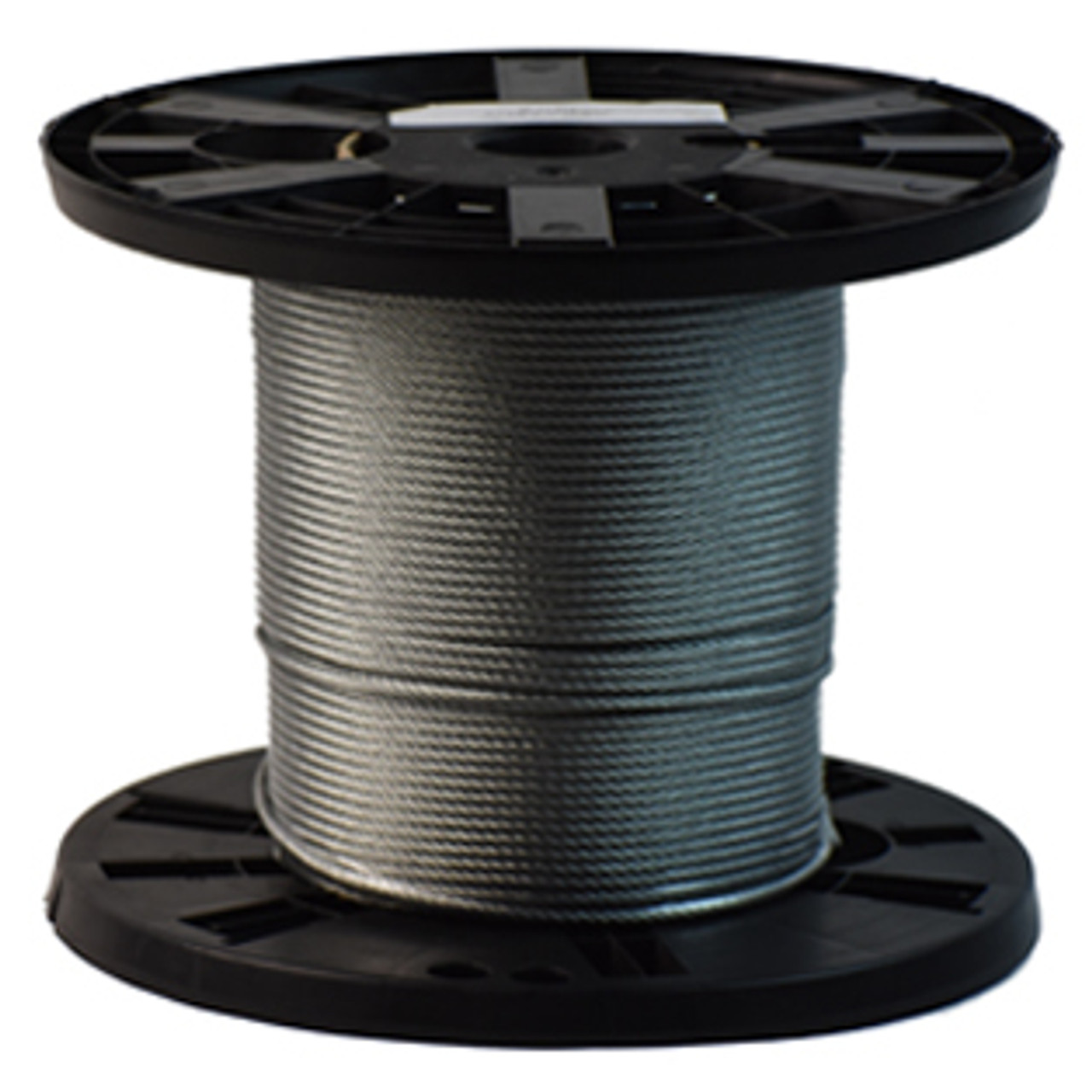 50 MTRS X 4MM 1//19  STAINLESS STEEL 316  WIRE ROPE