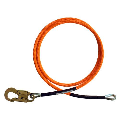 """1/2"""" x 6' - Wire Core Flip Line - Fixed Eye"""