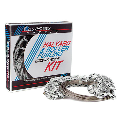 Wire-to-Rope Halyard