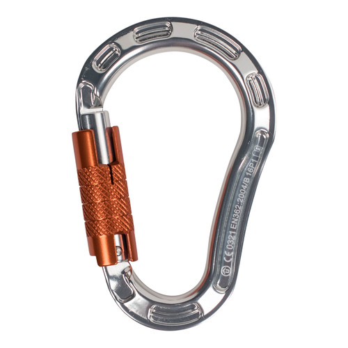 Forged HMS Carabiner