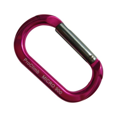Micro 900 Carabiner - Pink