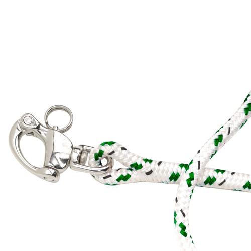 """3/8"""" - Spinnaker Halyard (Green Tracer)"""