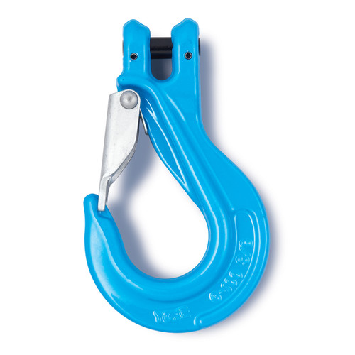 Grade 100 Clevis Sling Hook w/ Latch