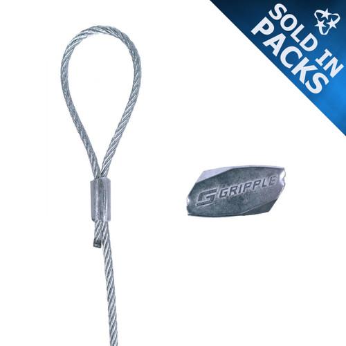 No. 2 Standard Loop Pipe Hangers