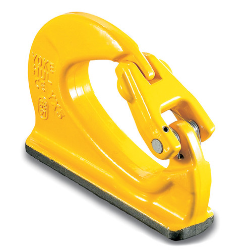 Grade 80 Excavator Weld-On Hook