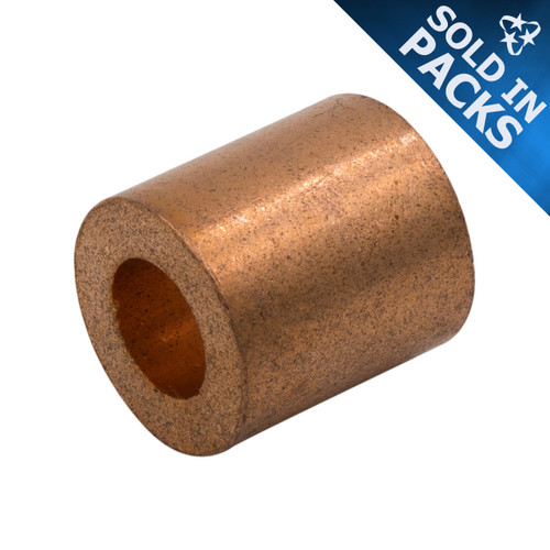 Plain Copper Stop Sleeves (Cable Ferrules)