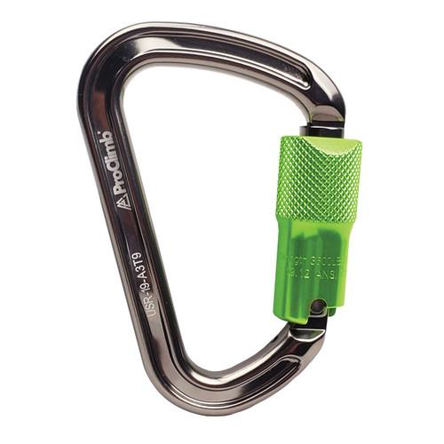 Triple Lock i-Beam Carabiner