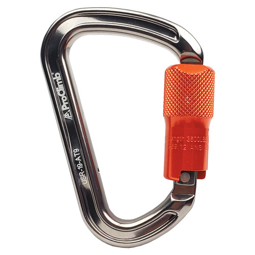 Twist Lock i-Beam Carabiner