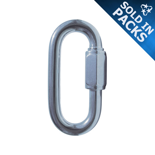 Zinc Plated Quick Links