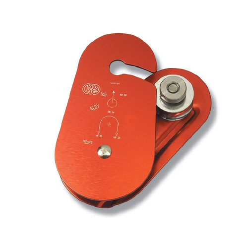 Alby Aluminum Pulley