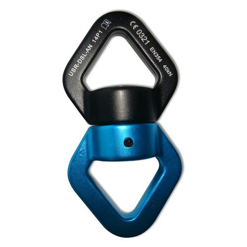 Double Ball Bearing NFPA Rescue Swivel