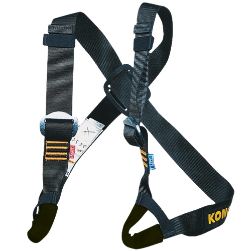 Secure Eight Chest Harness
