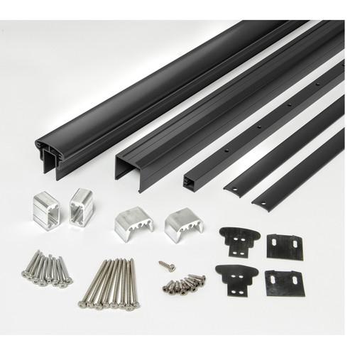 Rail Kit for Level Railings - Black Matte