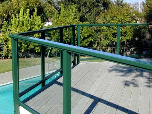Feeney DesignRail in Green
