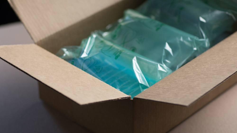 Shipping box filler