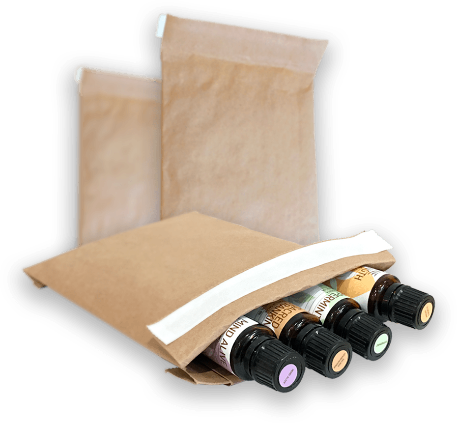 Rocky Mountain Oils Shipping Mailers